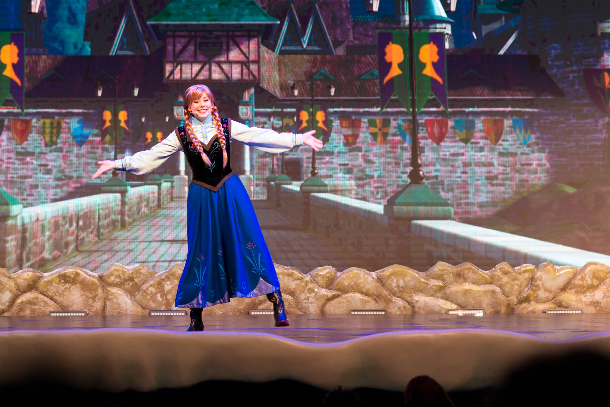 Disney's Hollywood Studios - Frozen Sing-Along