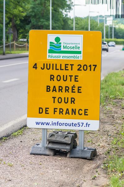 Stage four Mondorf les Bains to Vittel 207.5km