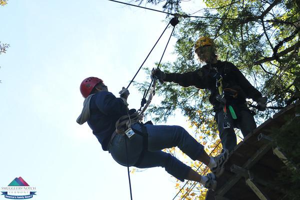 Oct. 8th-ZIP LINE PHOTOS
