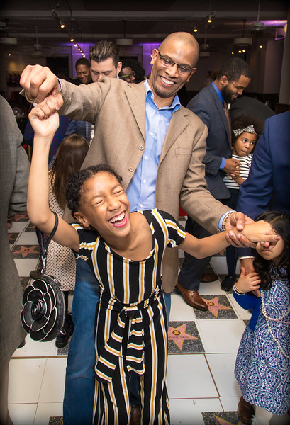 JANUARY 12, 2019 - BRYN MAWR, PA -- Baldwin School Lower School Father/Special Person - Daughter Dance Saturday, January 12th, 2019.  PHOTOS © 2019 Jay Gorodetzer -- Jay Gorodetzer Photography, www.JayGorodetzer.com