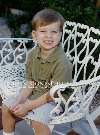 School Pics - Brandon Phillips 18th SS