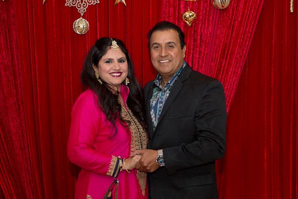 Ravi & Tuhina 24th Wedding Anniversary