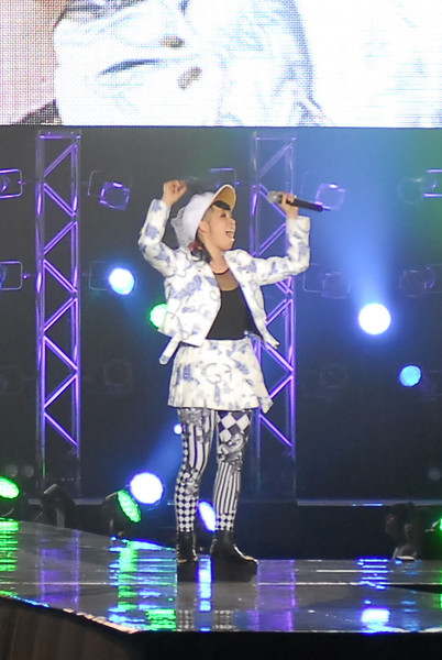 NACO S/S 2013 Live