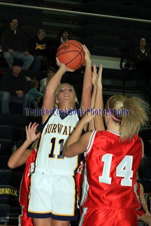 2009 Girls Basketball / Shelby Varsity