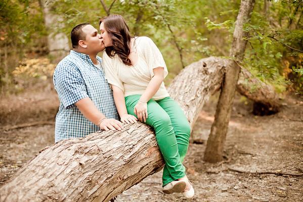 Matt & Michelle: Engagement