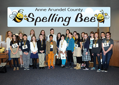 Anne Arundel County Spelling Bee