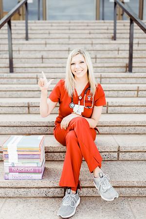 Hannah's Texas Tech Senior Pictures