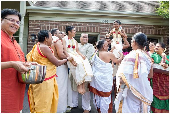 Karthik & Kedar Upanayanam