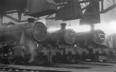 GWR Steam sheds
