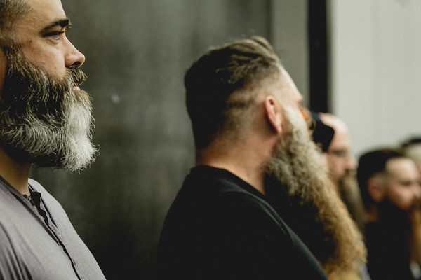 Beard & Mustache Competition (2017)
