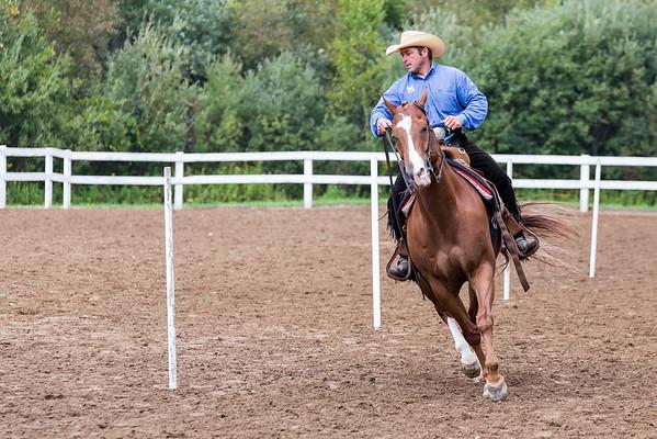 Ogdensburg Quarter Horse Show