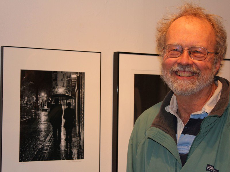 5 Ted Rhodes and his art