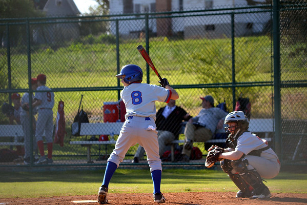 Baseball vs. St. Christopher's School