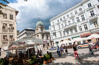 Ulica Piotrkowska, Lodz, Poland