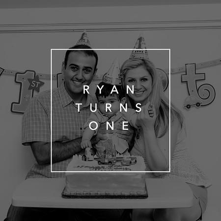 Ryan Turns One