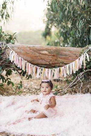 1st Birthday | Alexa