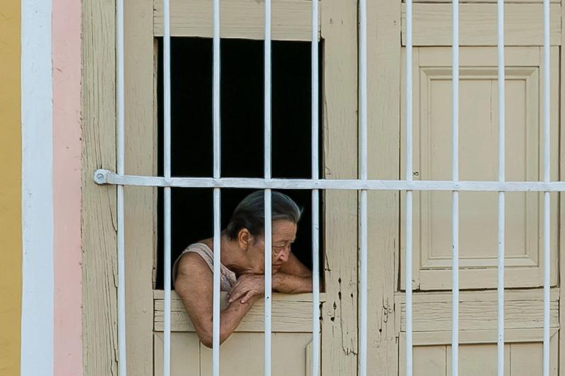 Trinidad, Cuba Woman