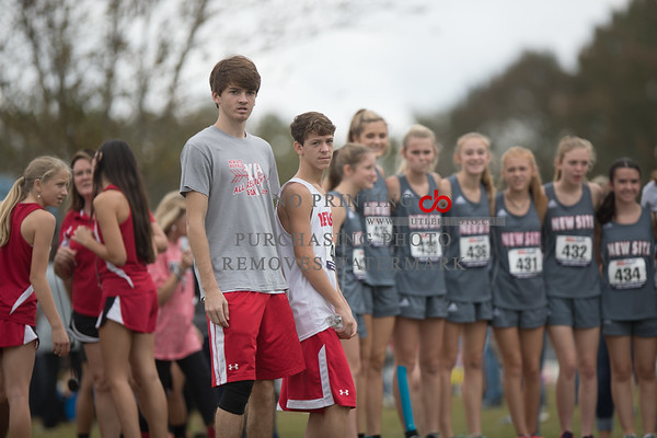 MHSAA 2A Boys and Girls State Meet in Clinton MS