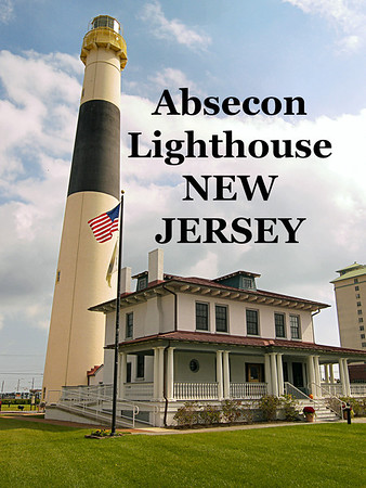 Absecon Lighthouse, New Jersey