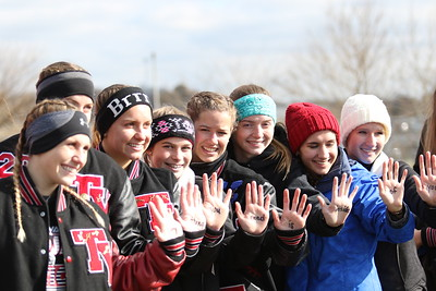 Cross Country @ State Meet