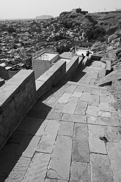 Views over Jodhpur