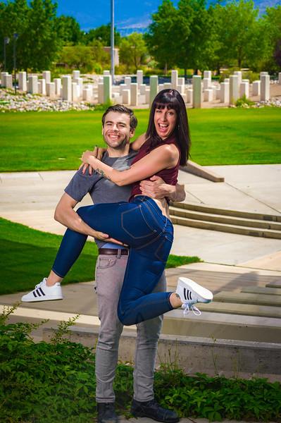 Annmarie & Austin