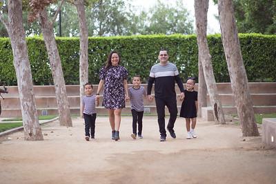 Gaspar Family Portraits