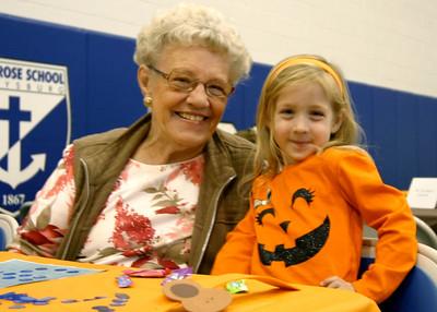 Preschool Grandparents Day