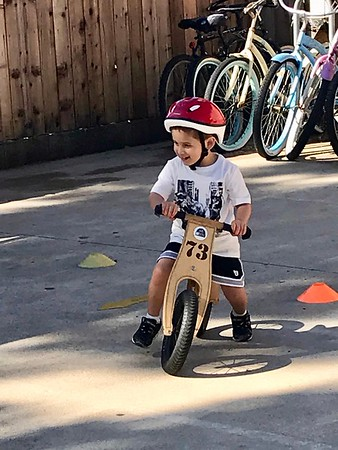 Family Bike Day (Positano): March 2019