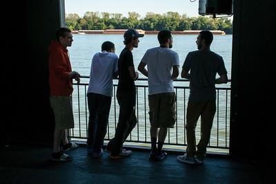 Gospel Fitness Fest 09/14/2014. City of Jeffersonville, Indiana.