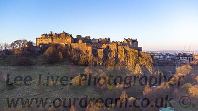 2021 Edinburgh Castle