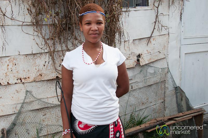 Sangoma (Traditional Healer) - Masiphumelele Township, Cape Town