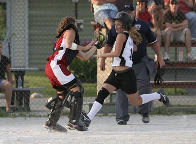 SN Softball vs WC - Sectional 2007
