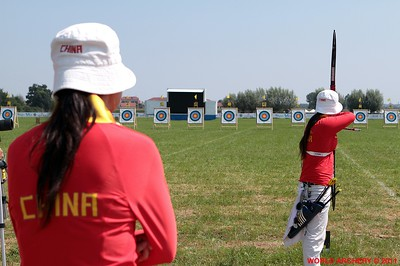 WORLD ARCHERY CHAMPIONSHIPS