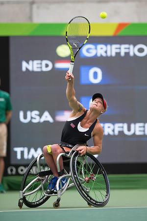9-10-09 Women's Singles First Round