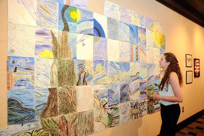 Senior Art Capstone Talks