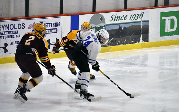 Wahconah hockey beats Chicopee - 010920