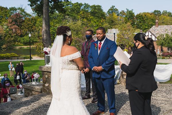 Favell and Al-Kedar - Verona Park Wedding