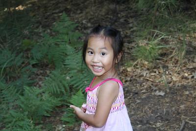 Bailey/Alyssa Visit to Yosemite