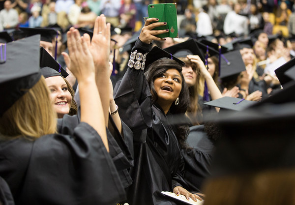Commencement Fall 2017