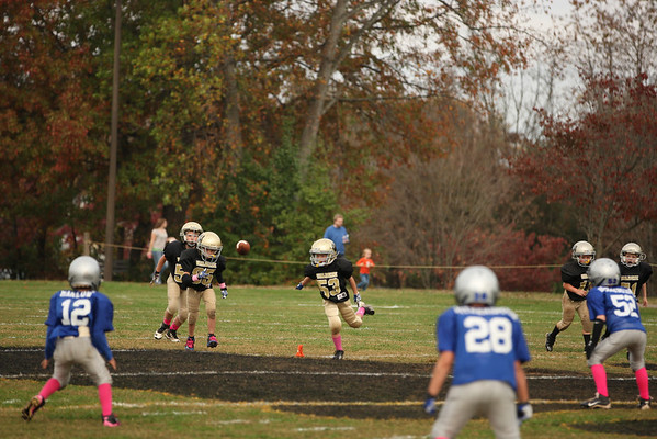 10-27-12 Pee Wee Vs East Burke