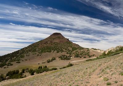 Stanislaus Peak  8.16.15
