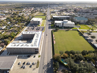 UHV Drone Images