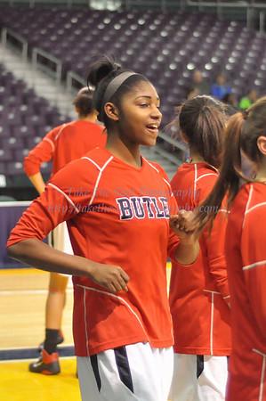 20110301 BHS Women's Basketball VS Mallard Creek (NCHSAA 4A State Tournament - Regional Semi-finals)