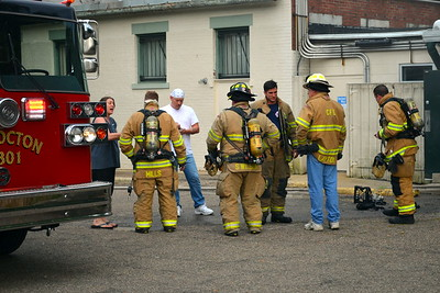 06-09-14 Coshoccton FD Structure Fire