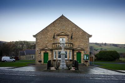 St John's Chapel - 2016