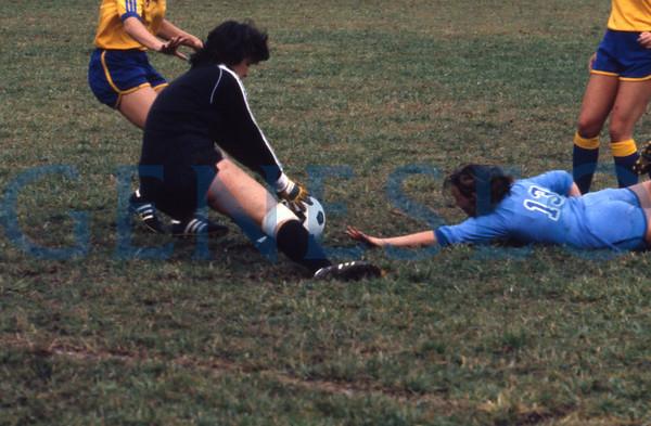 Women's Soccer Across the 1980s