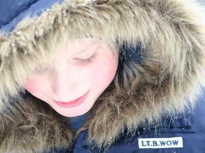 041223 - Josh in the Snow