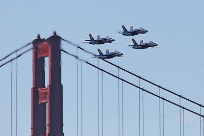 San Francisco Fleet Week Airshow 2011 - 1