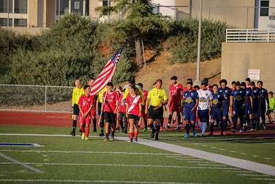 Riverside Cup Game 1
